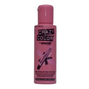 Buy Crazy Color Semi Permanent Hair Color Cream - Marshmallow No. 64 - Nykaa