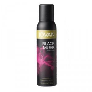 Buy Herbal Jovan Deodorant Black Musk For Women - Nykaa