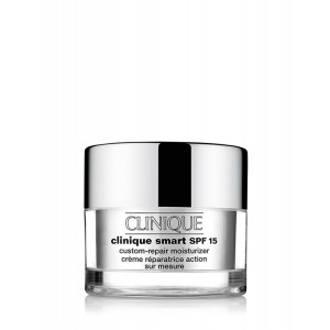 Buy Clinique Smart Broad Spectrum SPF 15 Custom-Repair Moisturizer - Very Dry To Dry Skin - Nykaa