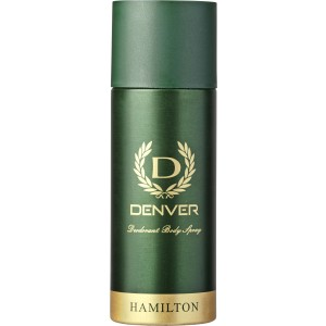 Buy Herbal Denver Hamilton Deodorant for Men - Nykaa