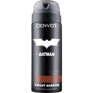 Buy Denver Batman Knight Warrior Deodorant for Men - Nykaa