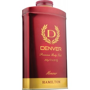 Buy Herbal Denver Honour Talc for Men - Nykaa