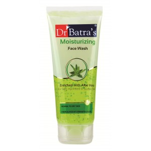 Buy Dr. Batra's Moisturizing Face Wash - Nykaa