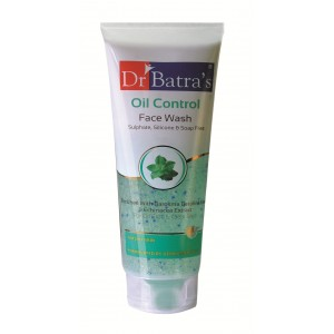 Buy Dr. Batra's Oil Control Face Wash - Nykaa