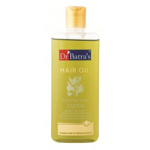 Buy Herbal Dr. Batra's Jojoba Hair Oil - Nykaa