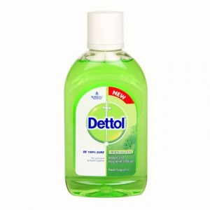 Buy Dettol Multi-Use Hygiene Liquid - Nykaa