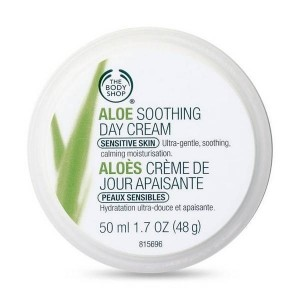 Buy The Body Shop Aloe Soothing Day Cream - Nykaa