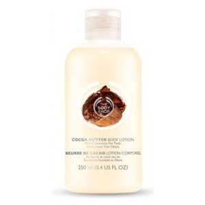 Buy The Body Shop Cocoa Butter Hand & Body Lotion - Nykaa