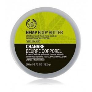 Buy The Body Shop Hemp Body Butter  - Nykaa