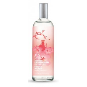 Buy The Body Shop Japanese Cherry Blossom Fragrance Mist - Nykaa