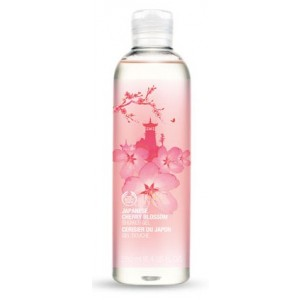 Buy The Body Shop Japanese Cherry Blossom Shower Gel - Nykaa