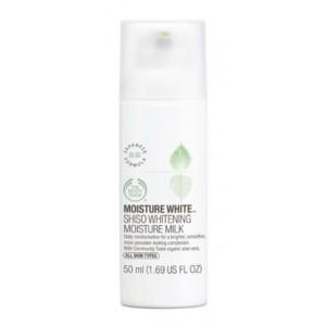 Buy The Body Shop Moisture White Shiso Whitening Moisture Milk - Nykaa