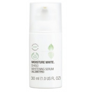 Buy The Body Shop Moisture White Shiso Whitening Serum - Nykaa