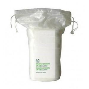 Buy The Body Shop Organic Cotton Pads X 50 - Nykaa