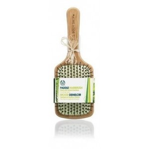 Buy The Body Shop Paddle Hairbrush  - Nykaa