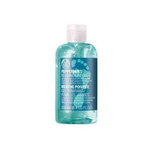 Buy The Body Shop Peppermint Reviving Leg Gel - Nykaa