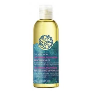 Buy The Body Shop Polynesia Monoi Miracle Oil  - Nykaa