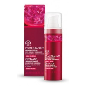 Buy The Body Shop Pomegranate Firming Serum - Nykaa
