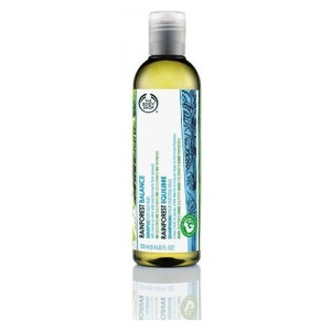 Buy Herbal The Body Shop Rainforest Balance Shampoo - Nykaa