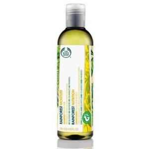 Buy The Body Shop Rainforest Moisture Shampoo - Nykaa