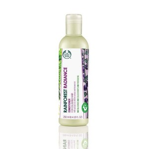 Buy The Body Shop Rainforest Radiance Conditioner - Nykaa