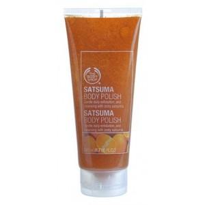 Buy The Body Shop Satsuma Body Polish - Nykaa