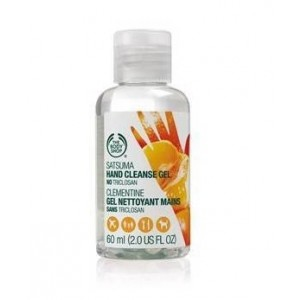 Buy The Body Shop Satsuma Hand Cleanse Gel - Nykaa