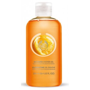 Buy The Body Shop Satsuma Shower Gel - Nykaa