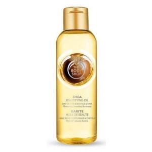 Buy The Body Shop Shea Beautifying Oil  - Nykaa