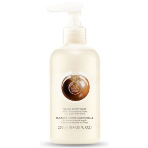 Buy The Body Shop Shea Whip Body Lotion - Nykaa