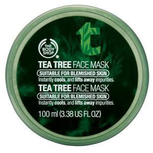 Buy The Body Shop Tea Tree Face Mask - Nykaa
