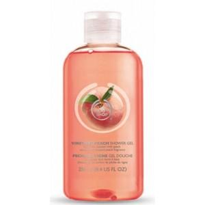 Buy The Body Shop Vineyard Peach Shower Gel - Nykaa