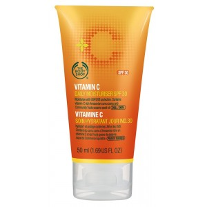 Buy The Body Shop Vitamin C Daily Moisturiser SPF 30 - Nykaa