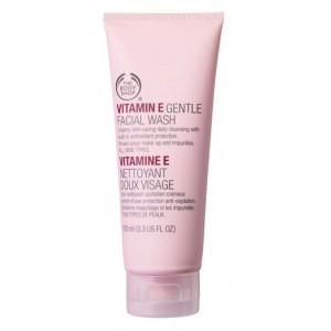 Buy The Body Shop Vitamin E Gentle Facial Wash - Nykaa
