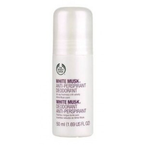 Buy The Body Shop White Musk Anti-Perspirant Deodorant  - Nykaa