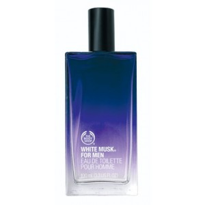 Buy The Body Shop White Musk For Men Eau De Toilette - Nykaa