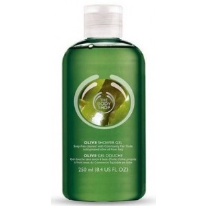 Buy The Body Shop Olive Bath Shower Gel - Nykaa