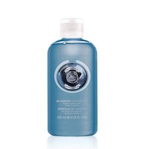 Buy The Body Shop Blueberry Shower Gel - Nykaa