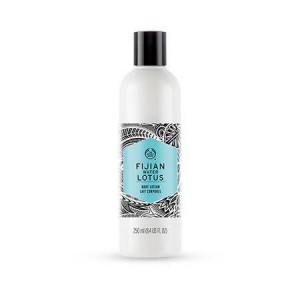 Buy The Body Shop Fijian Water Lotus Body Lotion - Nykaa