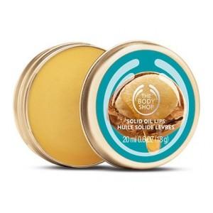Buy The Body Shop Wild Argan Oil Solid Oil Lip Balm - Nykaa