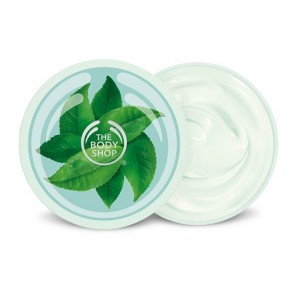 Buy Herbal The Body Shop Fuji Green Tea  - Body Butter - Nykaa