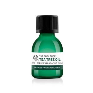 Buy The Body Shop Limited Edition Super-Sized Tea Tree Oil - Nykaa