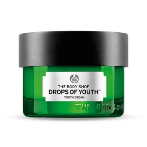 Buy Herbal The Body Shop Day Cream Drops Of Youth - Nykaa