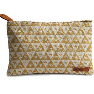 Buy DailyObjects Egyptology Pattern Carry-All Pouch Medium - Nykaa