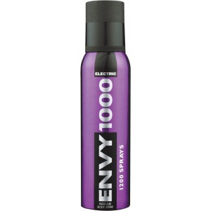Buy Envy 1000 Electric Deodorant for Men - Nykaa