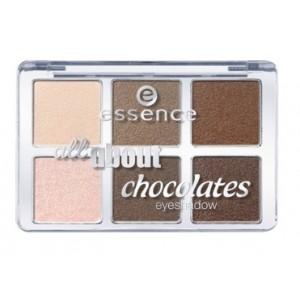Essence Eye Shadow - Buy Essence All About Eyeshadow Palette ...