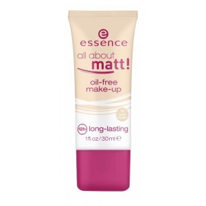 Buy Essence All About Matt! Oil Free Make Up - Nykaa