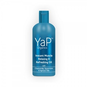 Buy VLCC Yap Instant Muscle Relaxing & Refreshing Oil - Nykaa