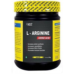 Buy HealthVit L-Arginine Amino Acid Powder (Unflavoured) - Nykaa