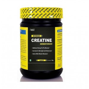 Buy HealthVit Micronised Creatine Monohydrate Powder - Nykaa